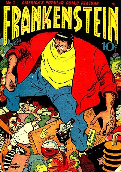 Dick Briefer Frank